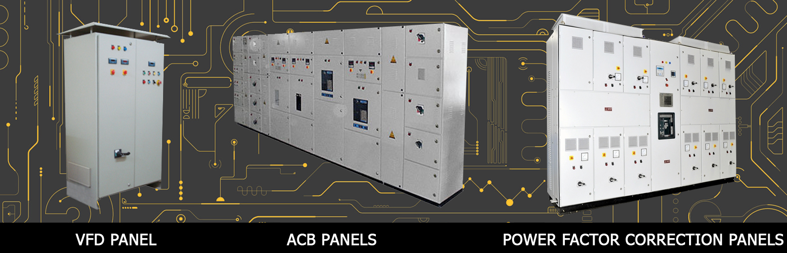Acb Vfd Outdoor Electric Panel Supplier Manufacturer In Jaipur Electrical Circuit